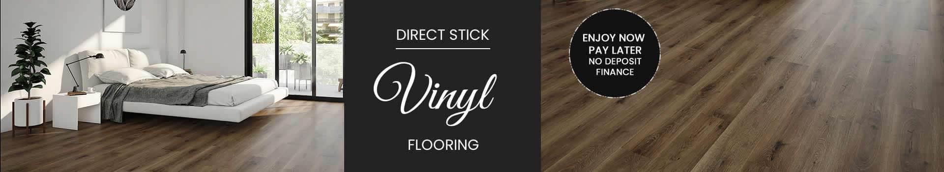 direct stick down vinyl