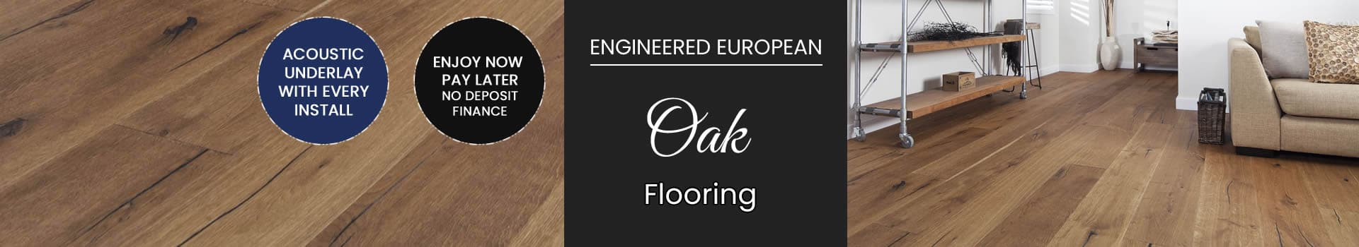 European oak floor