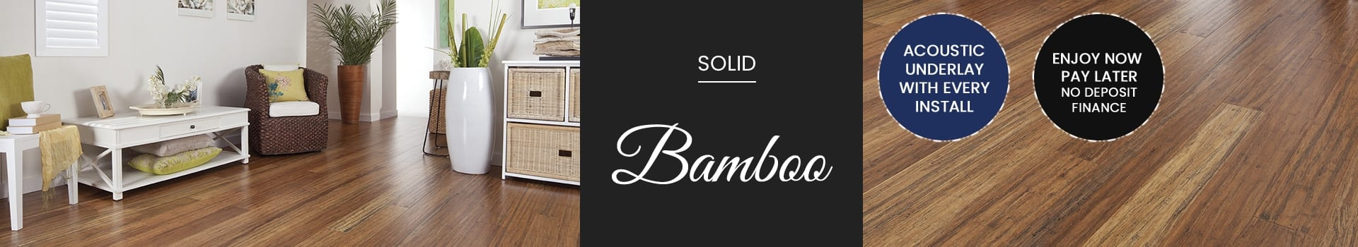 Melbourne solid bamboo floors