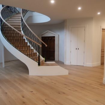 European Oak Flooring Project